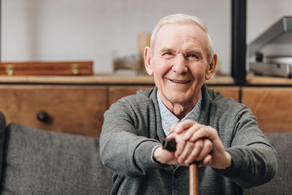 Частный пансионат для пожилых людей с деменцией в СПб